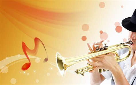 hd playing trumpet wallpaper