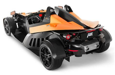 Ktm Auto Mobile by Abt Ktm X Bow Car Tuning