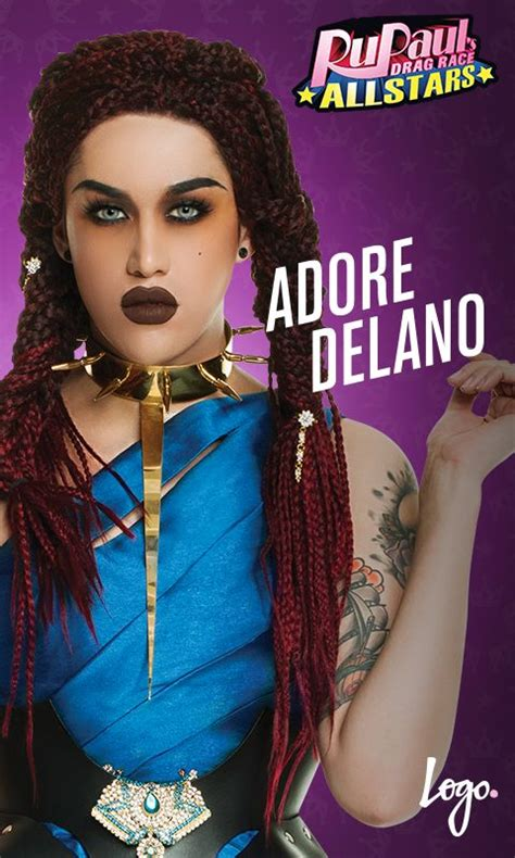 Adore Delano Detox by 44 Best Images About Rpdr Allstars Season 2 On