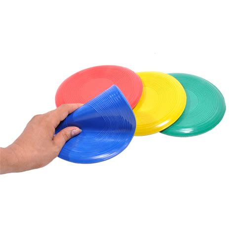Soft Frisbee soft rubber frisbee throw catch learn manufacturer