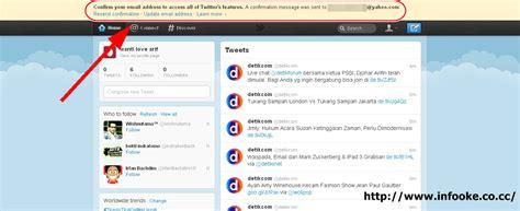 membuat twitter di website cara membuat account twitter oto website