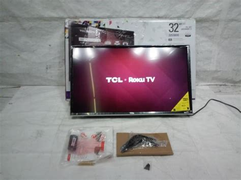led tv box design tcl 32s3800 32 inch 720p 60hz roku smart led tv 2015
