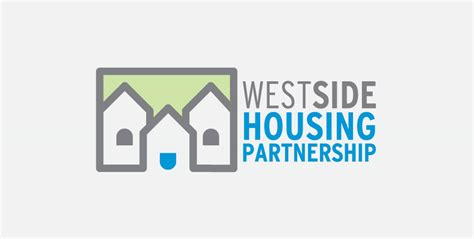 design a logo for non profit non profit logo design for west side housing partnership
