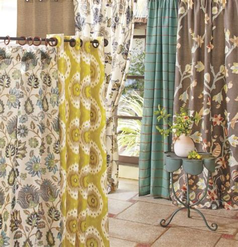 cost plus curtains new spring collection featuring cost plus world market s