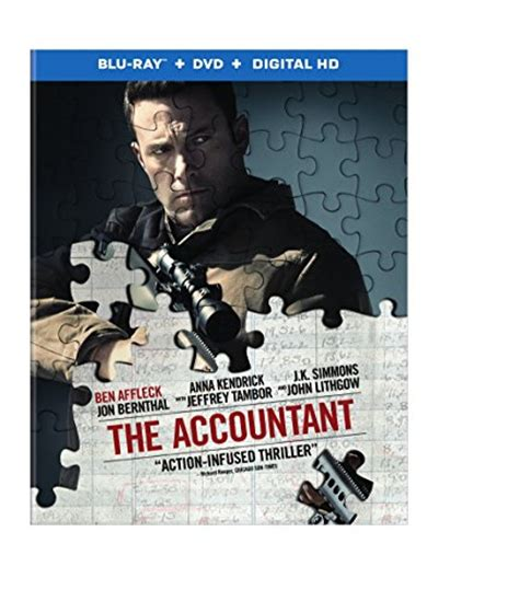 the accountant the accountant dvd digital hd ultraviolet