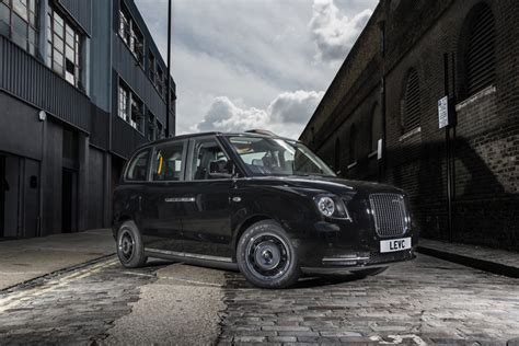 Tx Taxi Electric Vehicle Company Unveiled As It Presents
