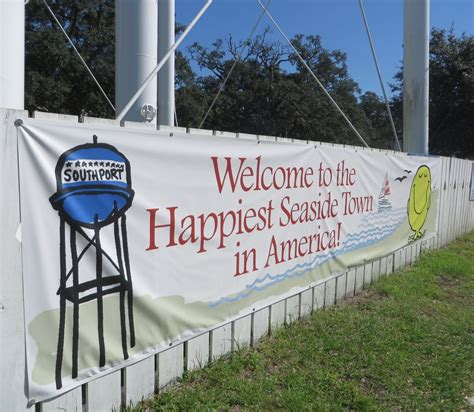 happiest town in america southport the happiest seaside town in america kindred