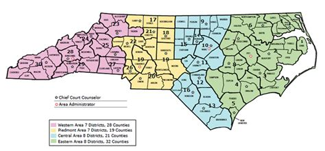nc counties map county map of nc map2