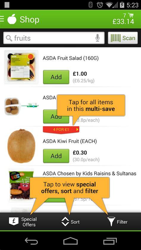 asda android apps  google play