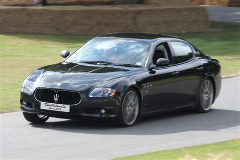 maserati quattroporte 2009 2009 maserati quattroporte information and photos