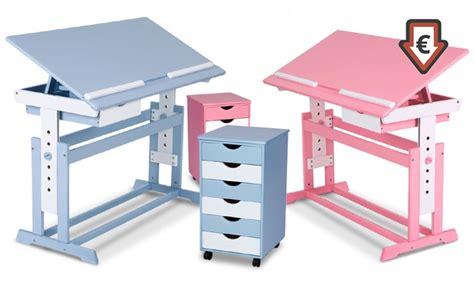 scrivanie bambine scrivanie e cassettiere per bambini groupon goods