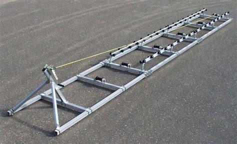 boat roller ramps boat trailer pontoon boat pedal boat