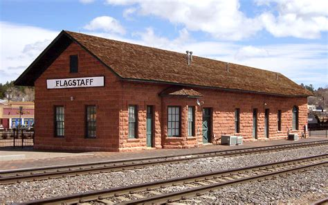 flagstaff bnsf office railroadforums