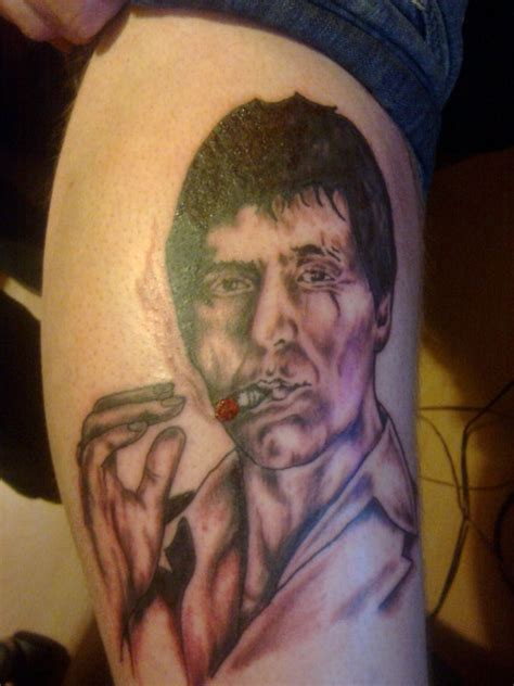 scarface tattoo designs scarface by sevenseastattoo on deviantart