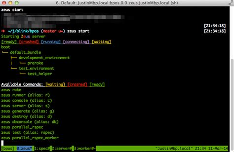 tmux layout names rocking with tmux tmuxinator guard zeus and iterm2 for