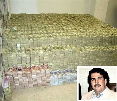 Pablo Escobar Money Room by What Are Some Of The Most Mind Blowing Facts 2017 Quora