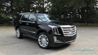Cadillac Of State The Driver S Seat The 2016 Cadillac Escalade Platinum