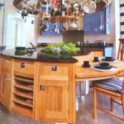 Circular Kitchen Island island kitchen