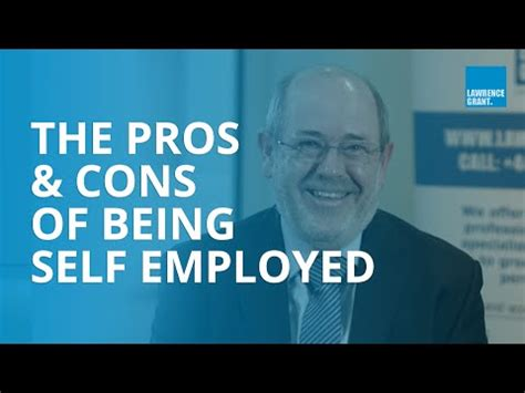 8 Pros Of Being Self Employed by Pros And Cons Of Being Self Employed Handy Tax Advice