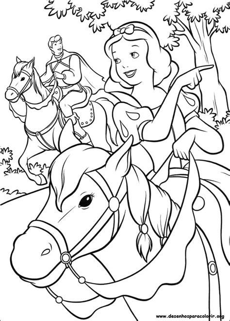 snow white coloring pages pdf branca de neve para colorir