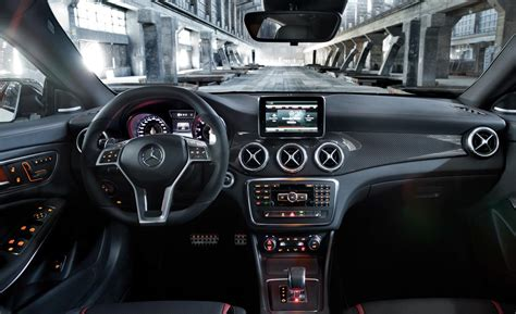 mercedes benz upholstery car and driver