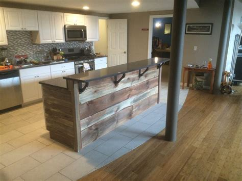 rustic diy kitchen island diy kitchen island looks great