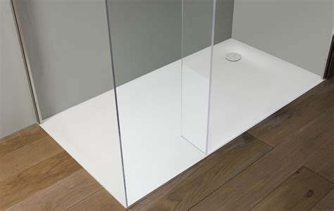 Corian Shower Trays 00xl shower tray in corian by antonio lupi ambient