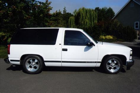 1999 2 Door Tahoe by 1999 Chevrolet Tahoe Lt 2 Door 117256