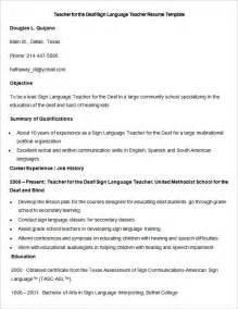 templating language 51 resume templates free sle exle format