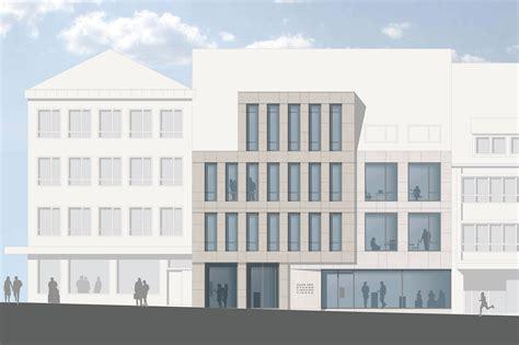 ansicht architektur fassadenwettbewerb kilianshaus wettbewerbe m 252 ller