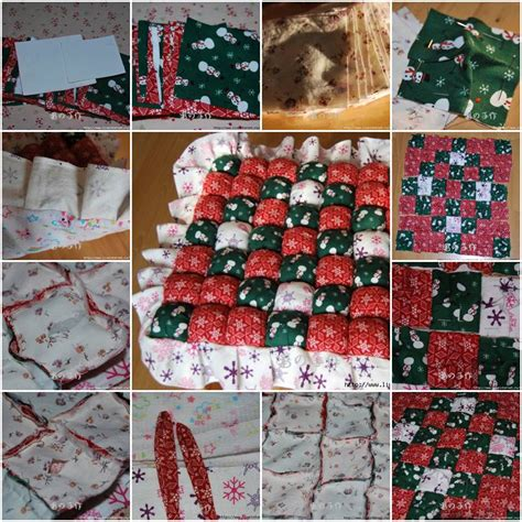 Step By Step Patchwork - pillow how to part 2