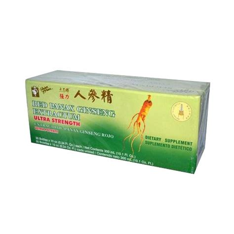 Obat Panax Ginseng Extractum prince of peace panax ginseng extractum ultra strength