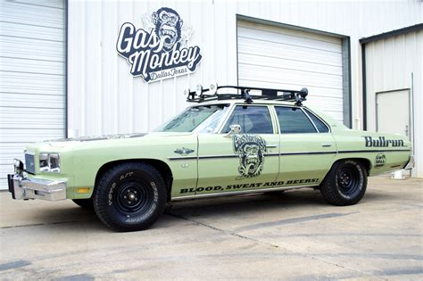 gas monkey cars gas monkey garage raffling bullrun rally car bullrun