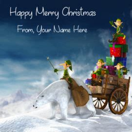 happy christmas   pix cards