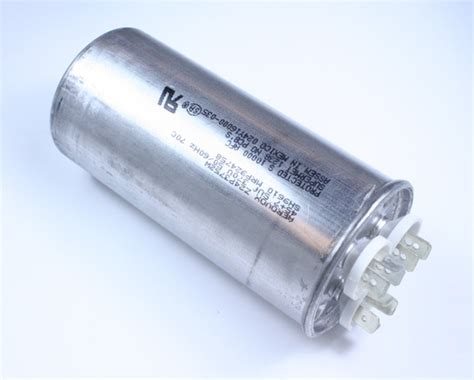 45uf run capacitor z24p3752w23 aerovox capacitor 45uf 370v application motor run 2020003072