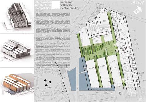 European Solidarity Center Building   Gdansk Design