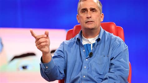 Brian Krzanich Intel Now Says Ceo Brian Krzanich Is Not Endorsing Donald