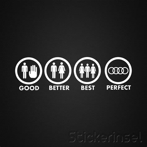 Audi Autoaufkleber by Stickerinsel At