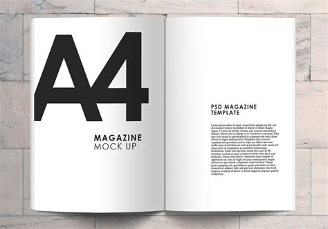 Magazine Ad Template Free by Magazine Ad Template Shatterlion Info