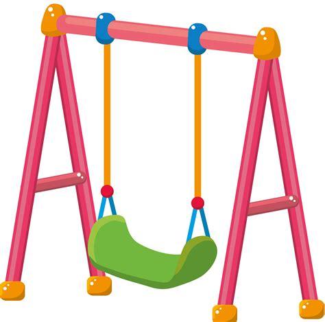 swing zero 7 детские площадки качели кира скрап клипарт и рамки на