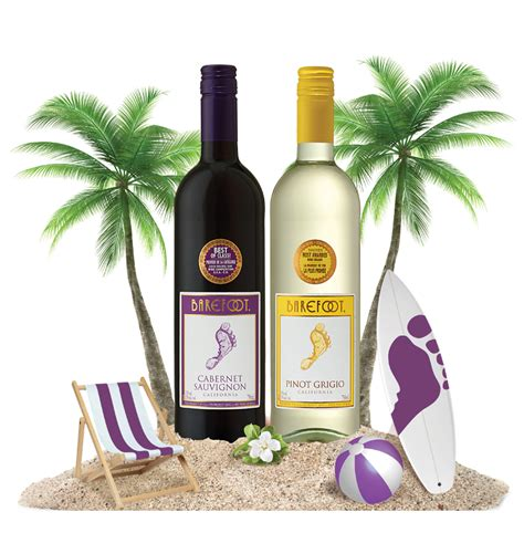 Barefoot Cellars Wine - moscato chardonnay cabernet sauvignon wines amp champagnes