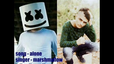 marshmello you and me singer dj manik alone remix ft marshmallow music my world