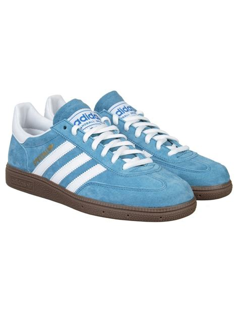 Adidas Handball Spezial Blue White adidas originals handball spezial shoes blue running