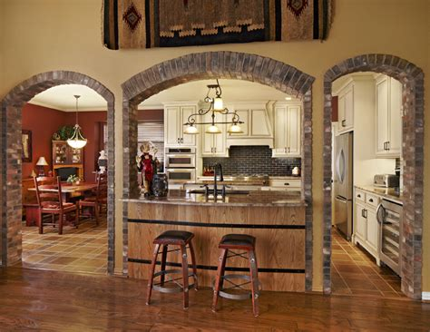 Tuscan Kitchen Island by Design And Build A Tuscany Style Kitchen Carrollton