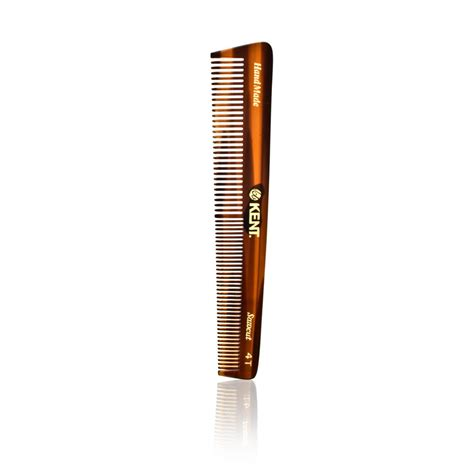 Kent The Handmade Comb - kent handmade comb 4t 155 mm coarse toothed comb