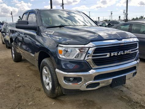 2019 Dodge 1500 For Sale by 2019 Dodge Ram 1500 Big H For Sale From Copart Lot 28139759