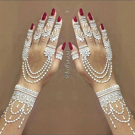 design henna putih the 25 best white henna ideas on pinterest henna