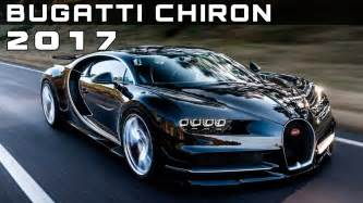 2017 bugatti chiron review rendered price specs release