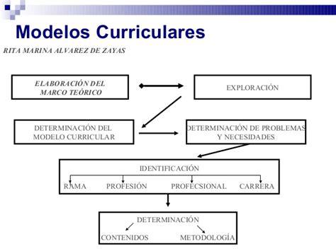 Modelo Curriculum Latinoamericano dise 209 o de un curriculo