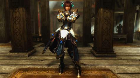 skyrim tutorials how to find and use cbbe bodyslide for skyrim valle armor unp cbbe びーのぐぅたらにっき fantasy armor